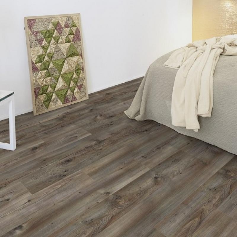 Фото в інтер'єрі в спальній - Хемлок Барнвуд Анко K4380