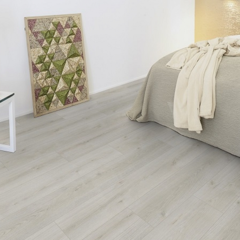Фото в інтер'єрі в спальній приклад 2 - Дуб Евок Вишуканий K4419