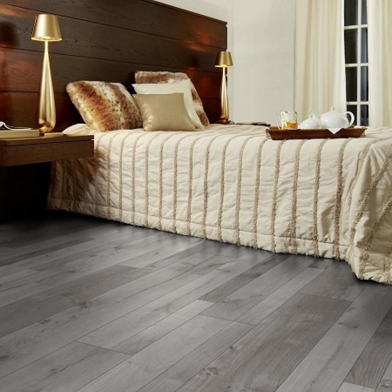 Фото в інтер'єрі в спальній - Дуб Фарко Коджі K4363