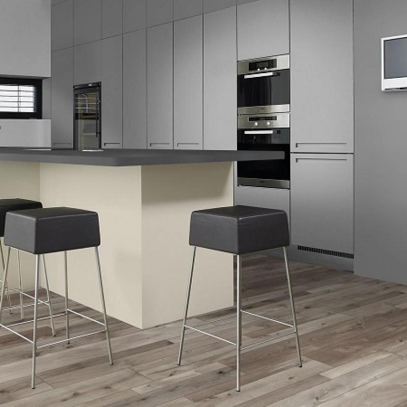 Фото в інтер'єрі на кухні - Дуб Фарко Коло K4364
