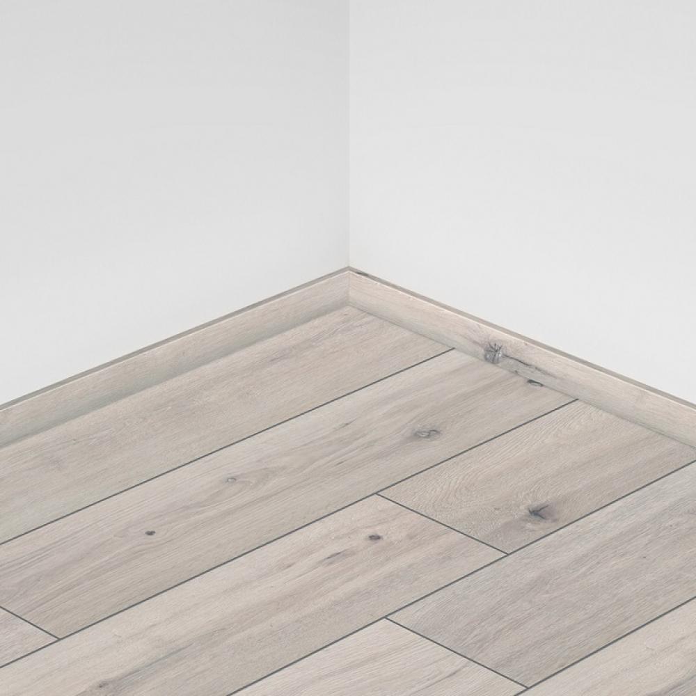 Фото ламінату в інтер'єрі - Дуб Матовий Білий 52568