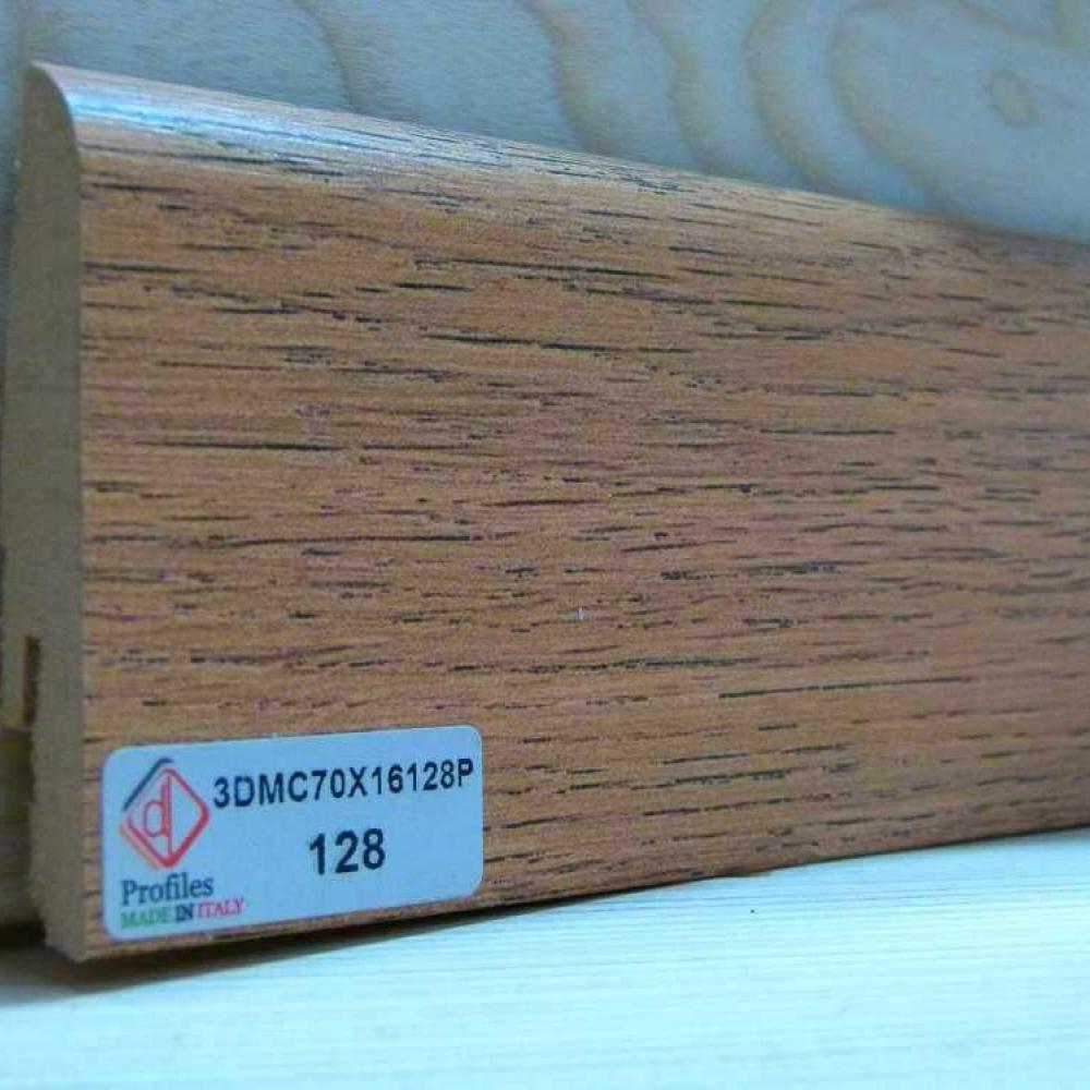 фото плінтуса лучіано 70 мм 128