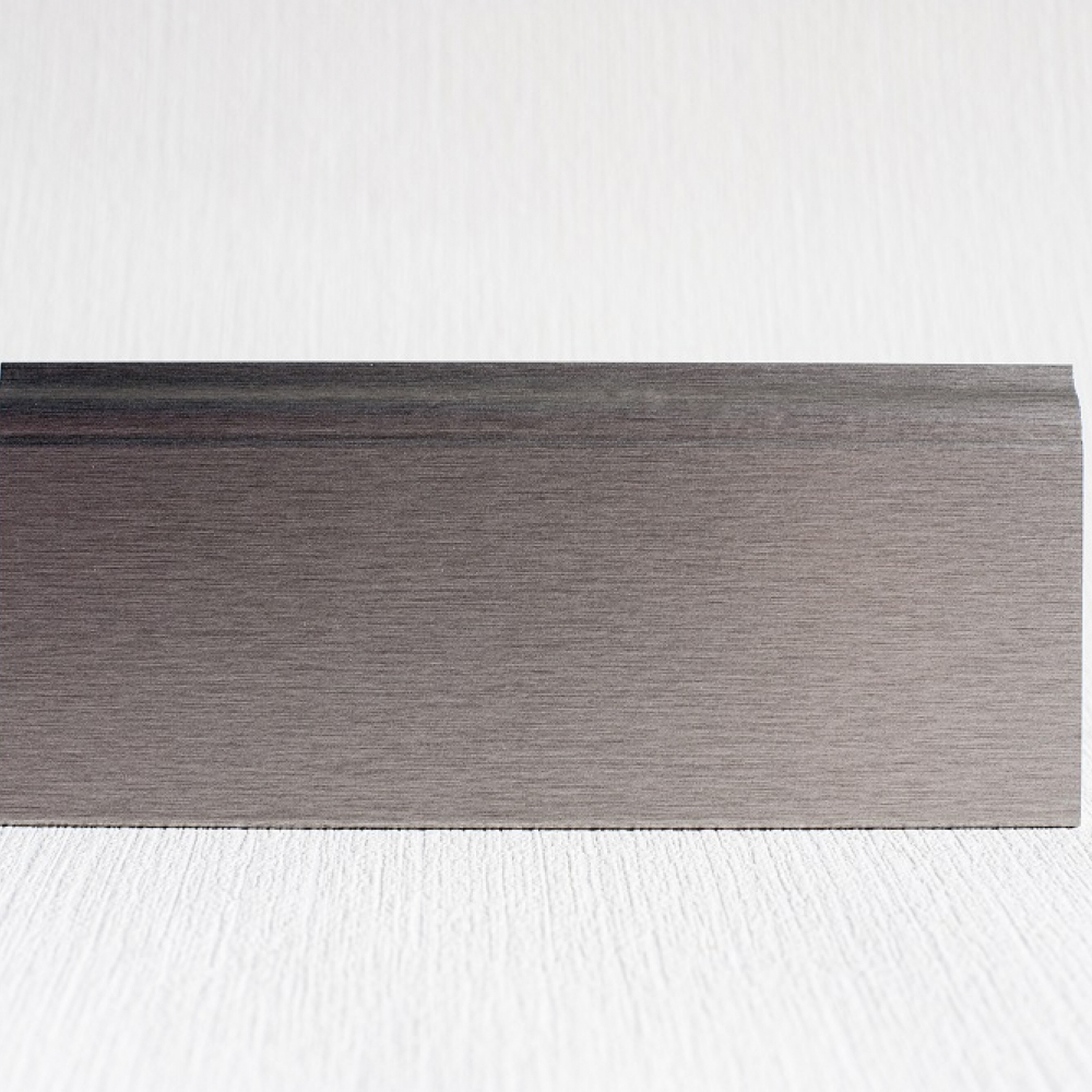 фото плінтуса лучіано алюміній P4 3