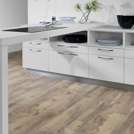 Фото в інтер'єрі на кухні - Дуб Барон K4415
