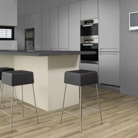 Фото в інтер'єрі на кухні - Дуб Тру K4412