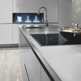 Фото в інтер'єрі на кухні приклад 2 - Хемлок Онтаріо 34053