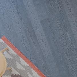 Фото Паркетна дошка в інтер'єрі 2 приклад - Дуб Ейгер