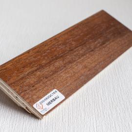 фото плінтуса лучіано шпон - мербау
